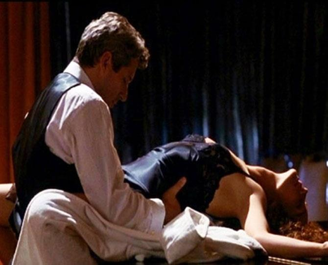 ***Pretty Woman*** <br><br> Because what's not arousing about late-night piano sex in a five-star hotel with Richard Gere?