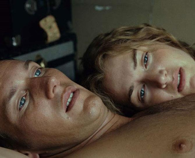 ***Little Children*** <br><br> In which Kate Winslet and Patrick Wilson get it on in a laundry room.