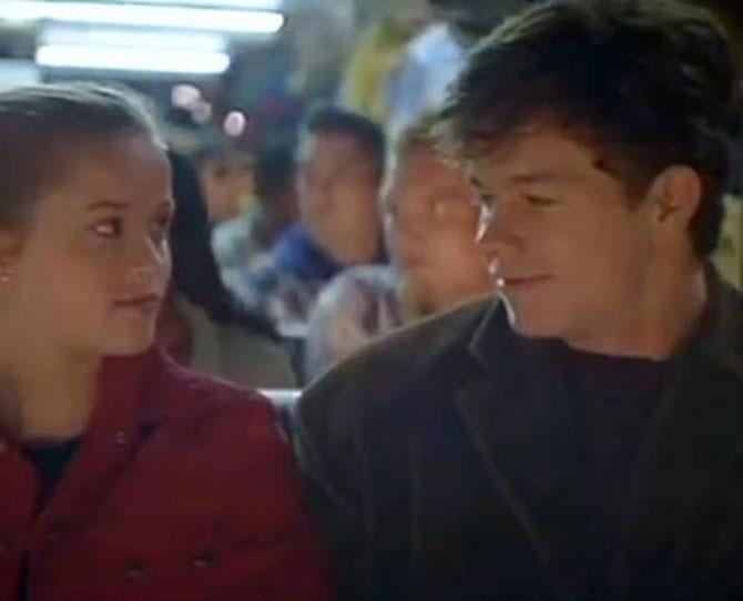 ***Fear*** <br><br> Getting to third base on a rollercoaster might be treacherous. But when Marky Mark and Reese Witherspoon pulled it off in *Fear*—to the sweet sounds of The Sundays' *Wild Horses*—it was an eye-opening moment for all of us.