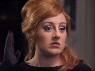 Watch Adele adorably prank a bunch of Adele impersonators as 'Jenny'