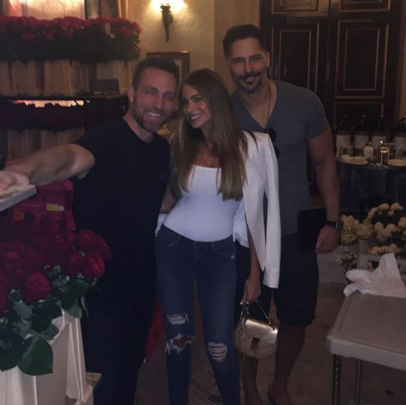 """Sofia Vergara [posted](https://www.instagram.com/sofiavergara/