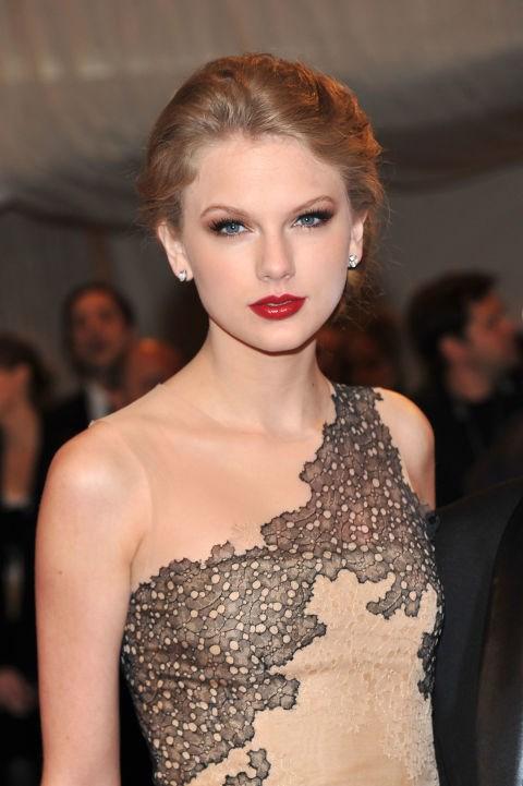 **MAY 2, 2011** At the 2011 Met Gala.