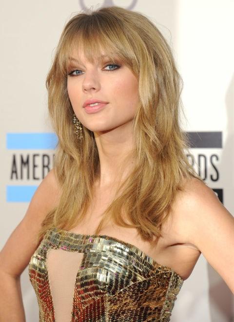 **NOVEMBER 24, 2013** At the 2013 American Music Awards.