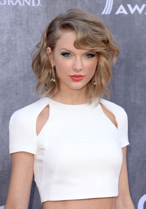 **APRIL 6, 2014** At the 2014 Academy of Country Music Awards.