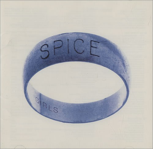 **22. The silver album ring**    You knew you were a true Spice Girls fan if you managed to get the REAL silver ring that featured on their album cover. So classy. Very grown-up.