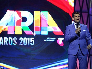 Osher Gunsberg talks about his alcohol demons at the ARIAs
