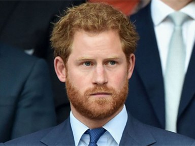 Prince Harry gets real about Princess Diana's death