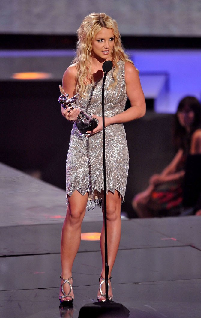 Then in 2008, after a very rocky road and a divorce (PHEW) she made an impressive comeback, picking up a swag of awards at the MTV Video Music Awards and reminding us why we never lost hope.