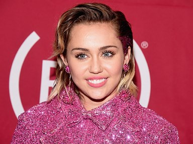 Could Miley Cyrus be going back to her old look?