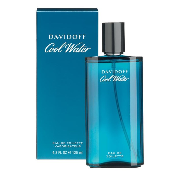 19. Davidoff Cool Water