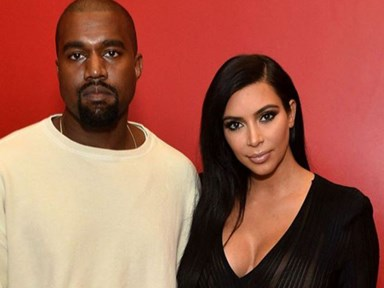 This is (probably) why Kim and Kanye called their newborn son Saint West