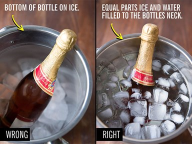 13 ways you're drinking wrong