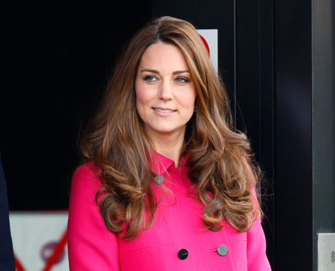 """Kate """"Lush Hair"""" Middleton has traded in her Victoria's Secret-style bouncy length for something much, *much* shorter."""