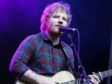 Ed Sheeran is so totally done with social media