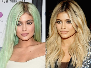 All 52 of Kylie Jenner's wildly different hairstyles from 2015