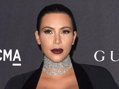 Kim Kardashian really enjoys eating her placenta