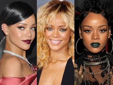 33 of Rihanna's best ever beauty looks