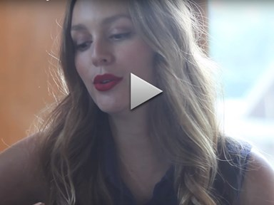 Leighton Meester singing Christmas songs will melt your insides