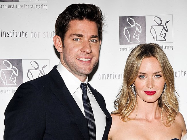 John Krasinski is now RIPPED AF and seriously hot