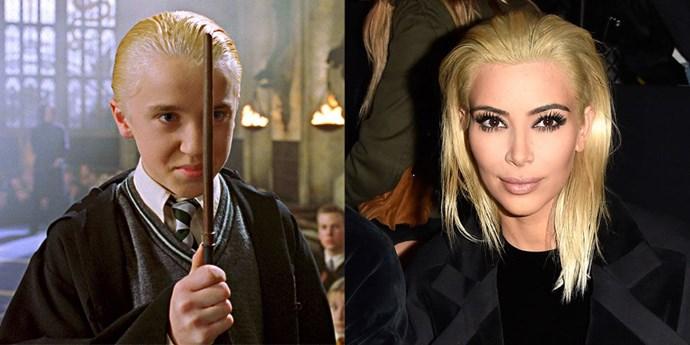 **Draco Malfoy**