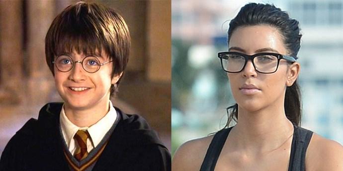 **Harry Potter**