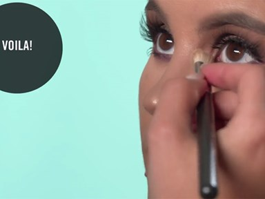 Kylie Jenner's makeup artist has an awesome fix for mascara mistakes