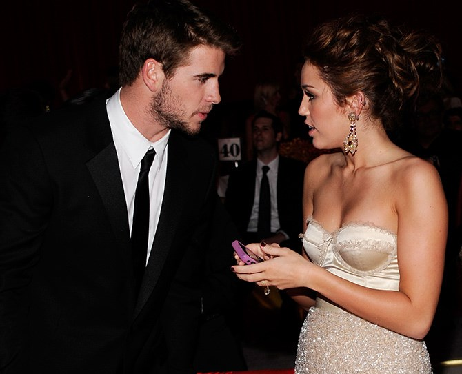 Ugh, it's their first Oscars as a couple back in 2010 <3 <3