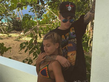 This footage of teenage Justin Bieber and Hailey Baldwin meeting for the first time is ADORABLE