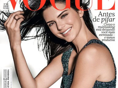 Kendall Jenner's Vogue Brazil shoot is the best thing you'll see all day