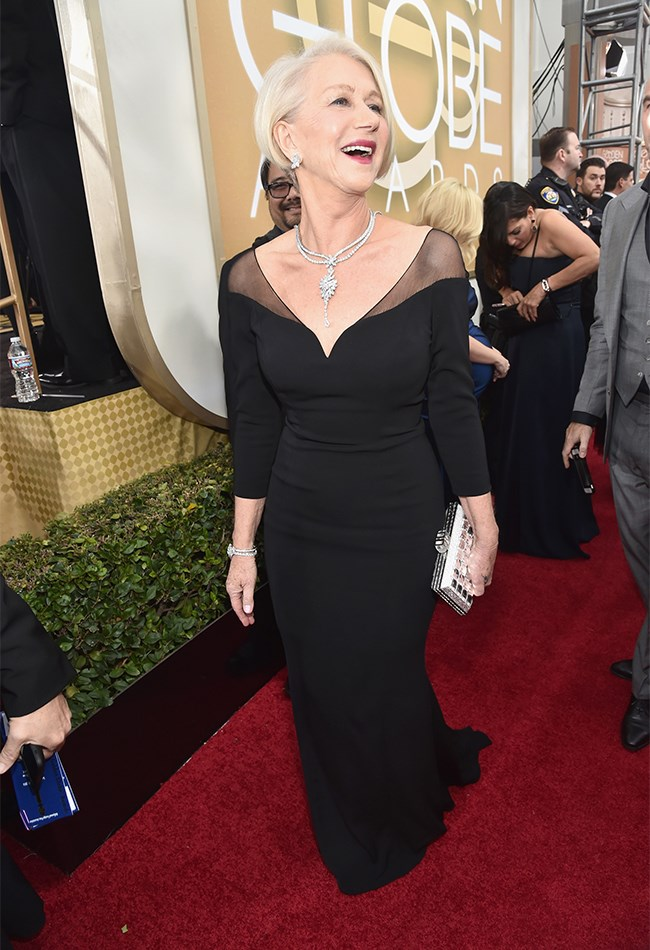 Helen Mirren, you still got it, girl.