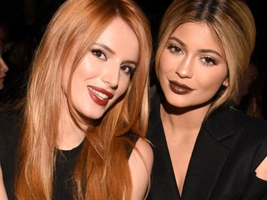 Bella Thorne and Kylie Jenner shut down those 'mean girl' rumours at Golden Globes after-party
