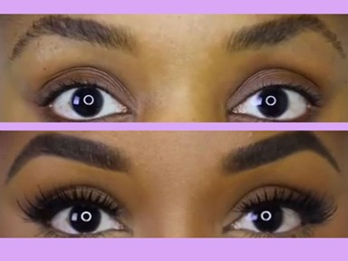 The 15-second brow tutorials you need in your life