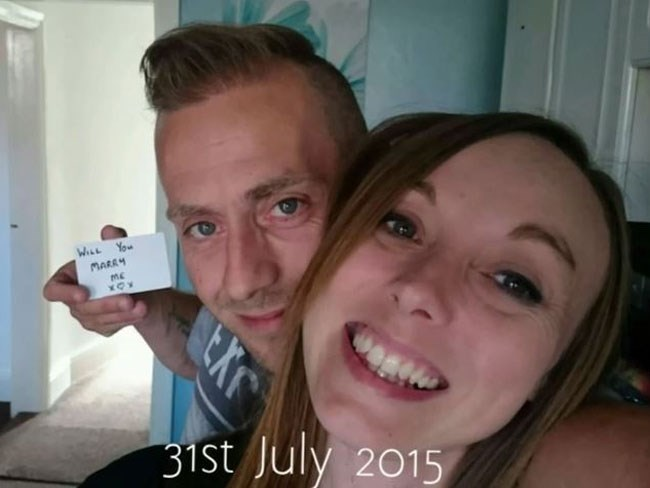 Man proposes to girlfriend 148 times