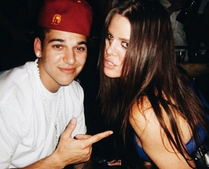 "Khloé and Rob, [as shared by Khloé](https://instagram.com/p/24Mi27hRiB/|target=""_blank"")."
