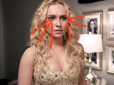 23 occasions when Juliette Barnes' stink-eye is the only option