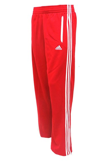 **1. Adidas trackies**    We 100% credit Mel C with making these cool... and turning us into 'baby lads'.