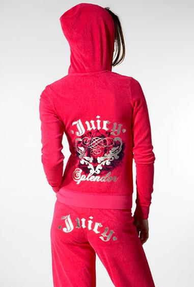 **35. Tracksuit sets**  Nothing said 'fabulous' like velour workout wear (preferably with the word 'juicy' embellished on your tush).
