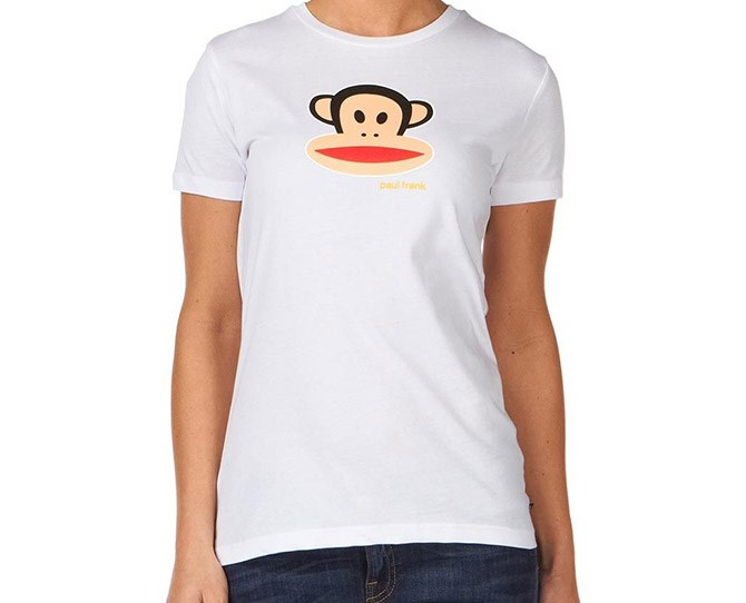 **21. Paul Frank everything**    Especially tees and pencil cases.