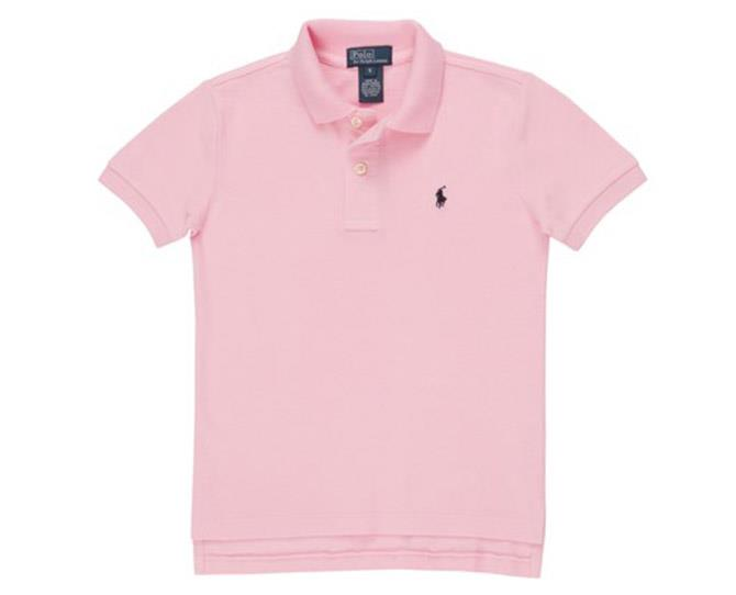 **Ralph Lauren Polo shirts** <br><br> Worn best with a textured ponytail and a plaited belt around the hips, the humble polo shirt made waves in the '00s. Practical and available in a variety of colours, the look was perfect for each teenager's inevitable, preppy 'I-wish-I-played-golf' phase.