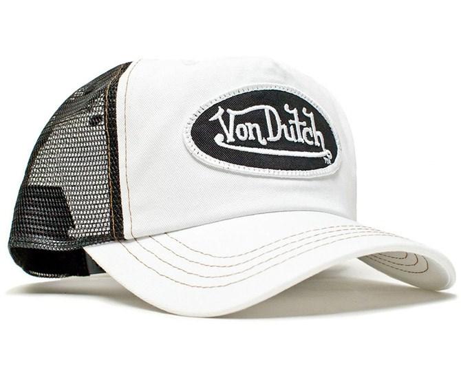 **2. Von Dutch trucker hats**  Or Von Dutch ANYTHING for that matter...