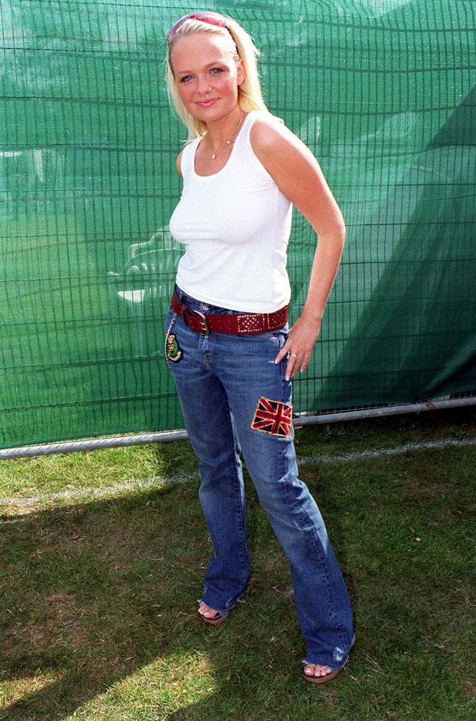 Remember wearing belts so wide that they didn't fit through your belt loops but it was OK because you wanted to wear it a bit loose anyway because it was more like a necklace for your hips than a means of holding your pants up?