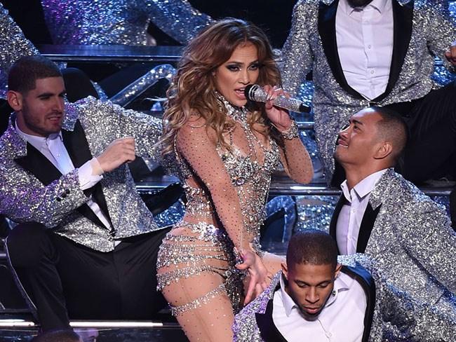 Jennifer Lopez Vegas show