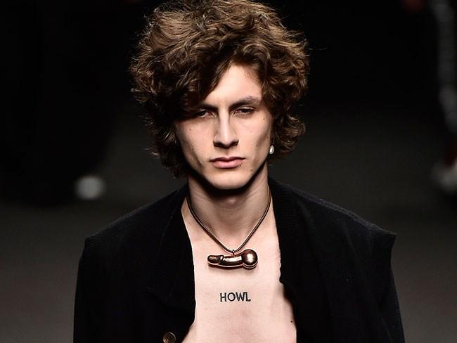 Vivienne Westwood menswear penis necklaces