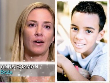 """Bride tearfully honours her late 8-year-old son on """"Say Yes to the Dress"""""""