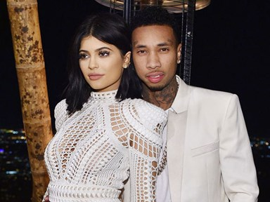 Report: Kylie Jenner and Tyga still together, but not doing well because of cheating