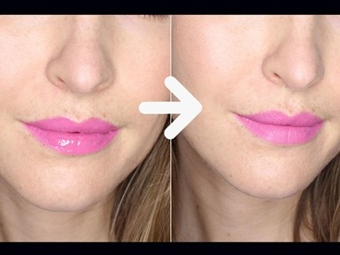 How to make any lipstick matte