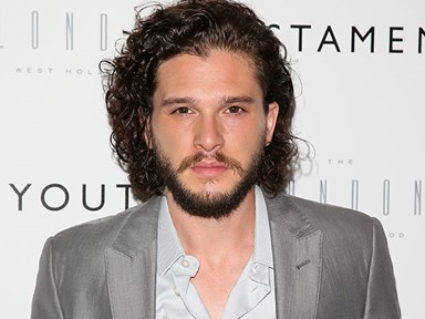 Kit Harington wants us all to know that Jon Snow is definitely dead.