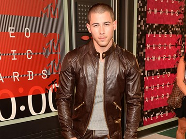 Nick Jonas won't tell us if he had sex with Kate Hudson