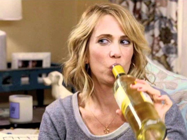 drinking wine wrong