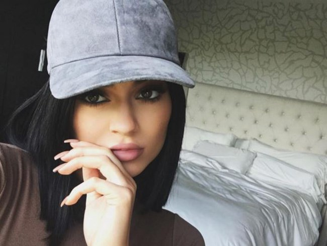 Kylie Jenner is launching a nail polish collection